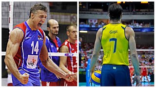 Legendary Players in Volleyball History (HD)