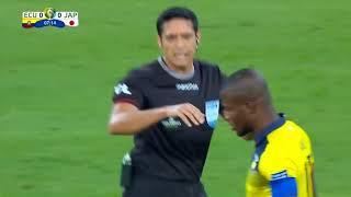 Ecuador - Japan 1st Half Football Copa America 2019
