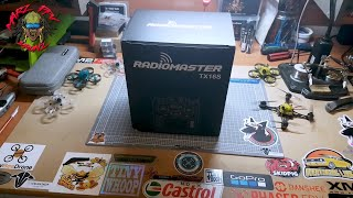RadioMaster TX16S Max Edition Unboxing