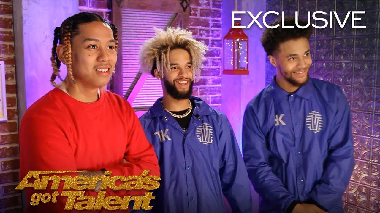 The Future Kingz Recount Their Fortnite Battle Performance - America's Got Talent 2018 thumbnail