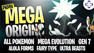 Pokemon hacks with mega evolution download