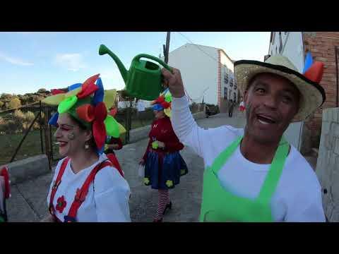 Carnaval Valle de Santa Ana Badajoz 2019