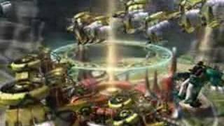 Evergrey - When The Walls Go Down (Final Fantasy Video Clip)