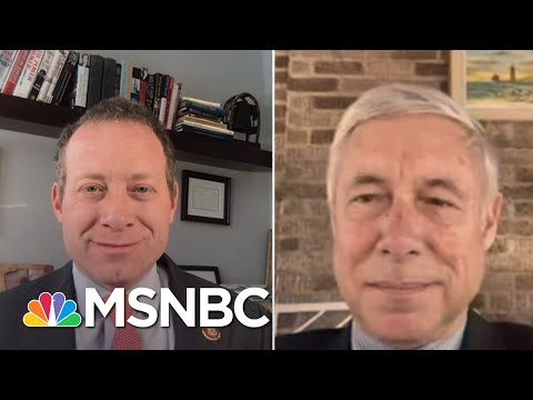 Problem Solvers Caucus Members On COVID Relief | Andrea Mitchell | MSNBC