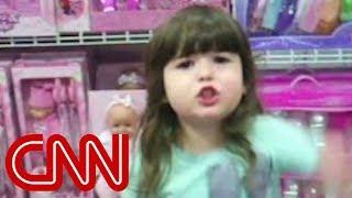 Girl's rant targets gender roles, toys