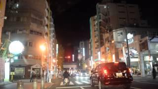 熊本県・熊本市・市街地ドライブ!Kumamoto-city,Japan
