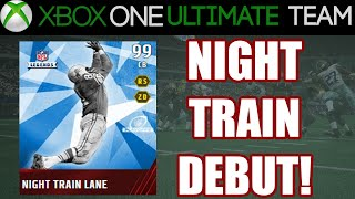 Madden 15 Ultimate Team: DON'T TEST THE DICK....LANE! | MUT 15 Xbox One Gameplay