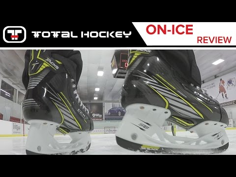CCM Super Tacks Skates // On-Ice Review with JS from CCM // Montreal