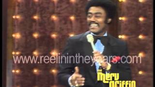 "Johnnie Taylor ""Disco Lady"" (Merv Griffin Show 1976)"