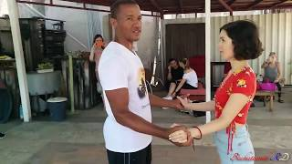 Rodolfo M. & Dakota R., Dominican Bachata (Antony Santos-Ya Encontre Mi Hembra) BachateandoRD, 2018.