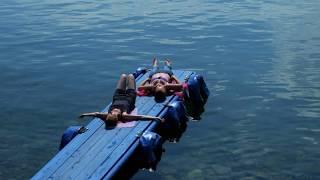 透明度世界一のバイカル湖LakeBaikal