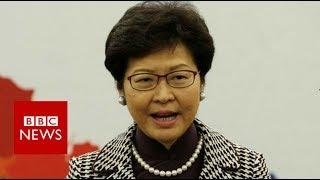 Hong Kong's Carrie Lam: 'I am no puppet of Beijing' - BBC News