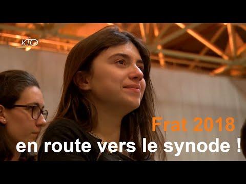 Frat 2018 : en route vers le synode !