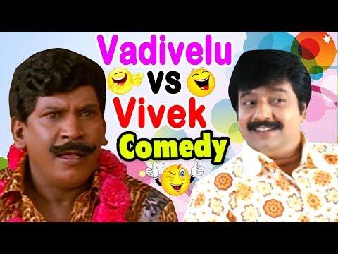 Vadivelu Comedy scenes Vs Vivek Comedy scenes | Latest Tamil Comedy scenes | Vadivelu-Vivek Comedy