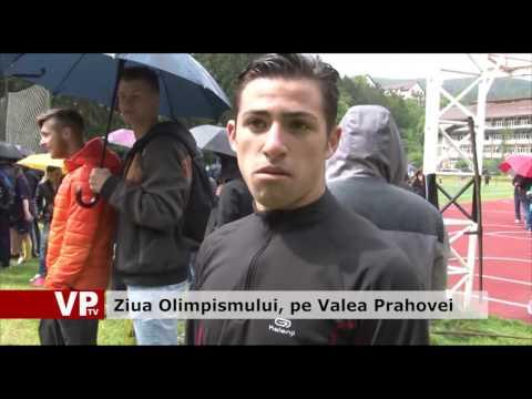 Ziua Olimpismului, pe Valea Prahovei
