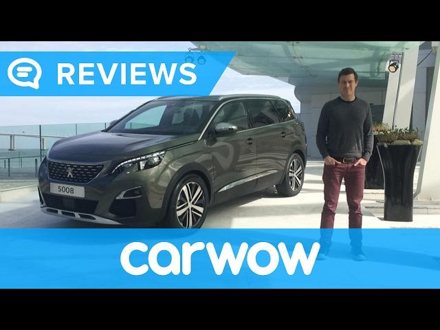 Peugeot 5008 SUV 2017 review | Mat Watson Reviews