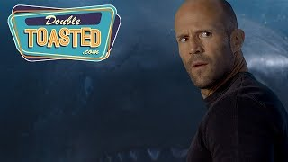 MEG TRAILER - JASON STATHAM BEATS UP A SHARK?!