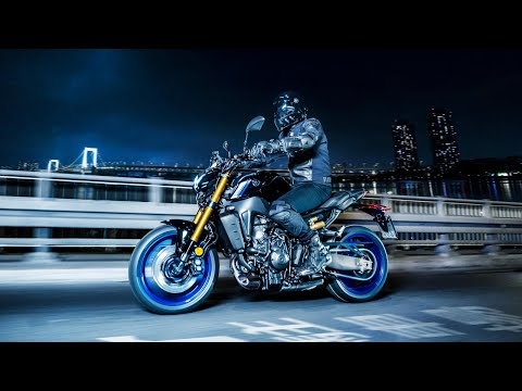 2021 Yamaha MT-09 SP in Middletown, New York - Video 1