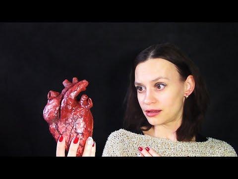 Делаем анатомическое сердце своими руками. Handmade anatomical heart.