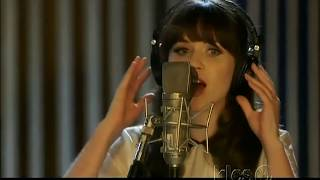 Zooey Deschanel & Brian Wilson - On The Island, God Only Knows
