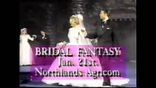 Bridal Fantasy 1996 Promo Commercial