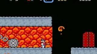 Castle #2-Exit 1+ Overworld 2