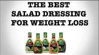 WALMART // THE BEST SALAD DRESSING FOR WEIGHT LOSS by Mr. Go-in