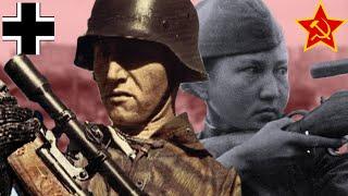 Негласные правила снайперов. Кого не трогали снайперы на Второй мировой?