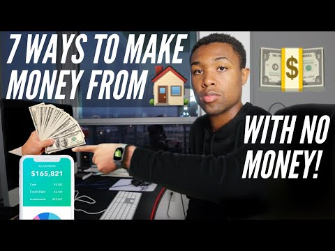 How can a student make money