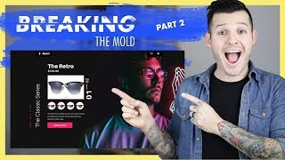 Breaking The Mold Part 2   E-Commerce Product Page