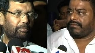 Bihar: Ram Vilas Paswan's son-in-law revolts over ticket denial