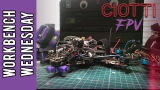 Workbench Wednesday - FPV Cycle Prototype 5 Build