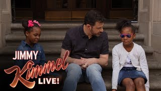Kimmel Kidversations – State of the Union