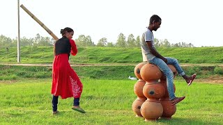 Must Watch New Funny Video 2020_Top New Comedy Video 2020_Try To Not Laugh_Episode-127_By My Family