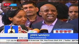 Jimmy Wanjigi azungumzia masaibu yake