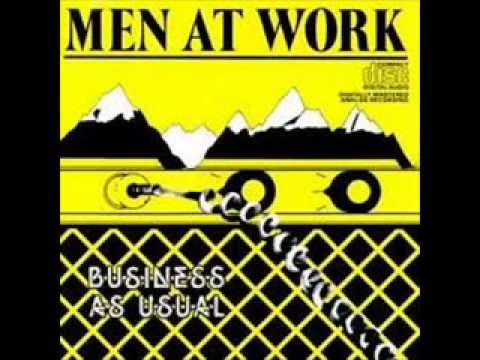 Men At Work - Business As Usual - 1981 - LP Side 1 Mp3