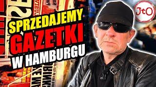Sprzedajemy GAZETKI w Hamburgu