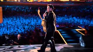 Robbie Williams - Better Man - Live at Knebworth