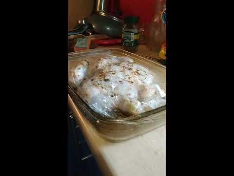 #chikentoodhome курица- простейший рецепт