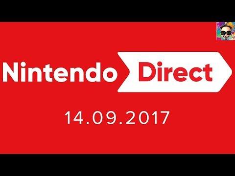 Nintendo Direct 14.09.2017 (видео)