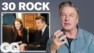 Alec Baldwin Breaks Down His Most Iconic Characters | GQ