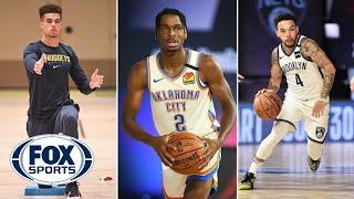 Top 5 NBA Bubble Breakouts   Titus & Tate   FOX SPORTS