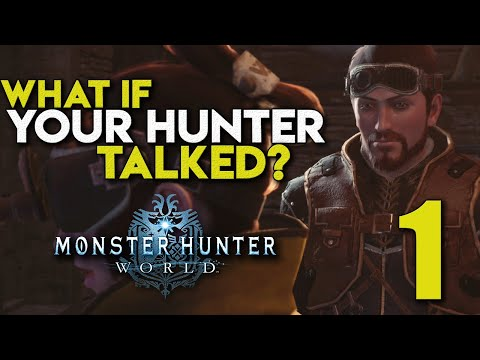 What If Your Hunter Talked? (Parody) - TheHiveLeader