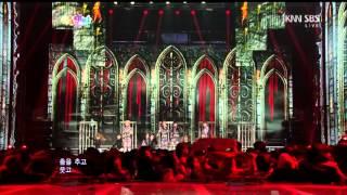 4MINUTE - Volume Up @ Gayo daejun 2013