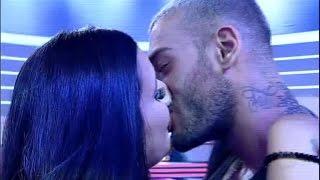 Lucas Lucco dá beijão em fã no quadro 'Vai Dar Namoro'