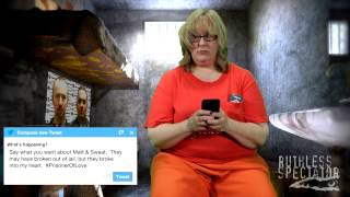 Tweets of The Rich & Famous : Joyce Mitchell #1