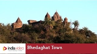 Bhedaghat Town