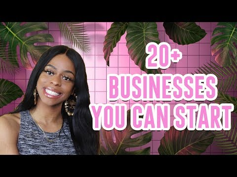 , title : '20+  BUSINESS IDEAS (NOT LASHES OR BUNDLES)