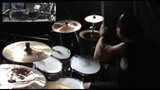 Fear Factory - Replica (Drum Cover)