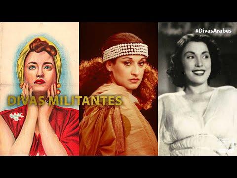 Exposition Les Divas du monde arabe - Divas militantes